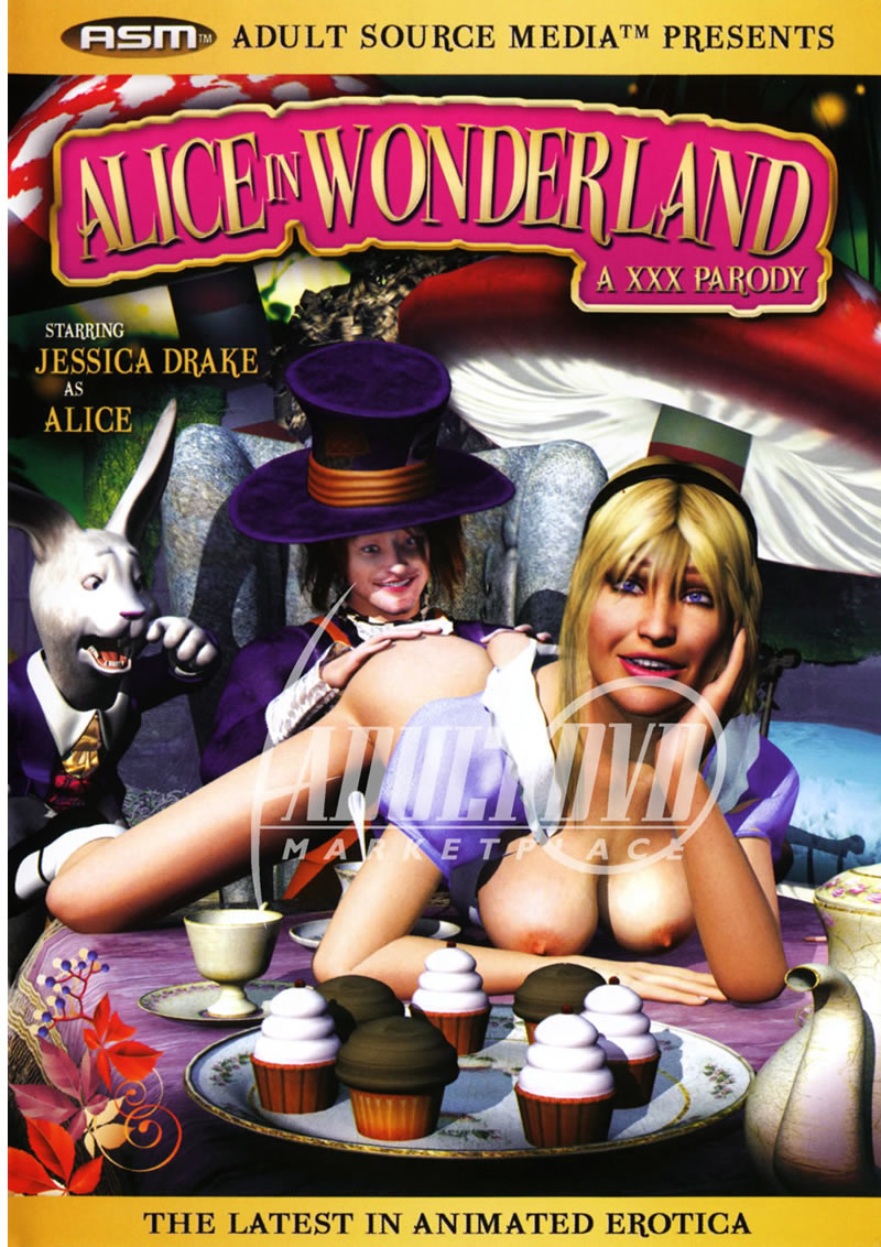 Sorry, alice in wonderland xxx