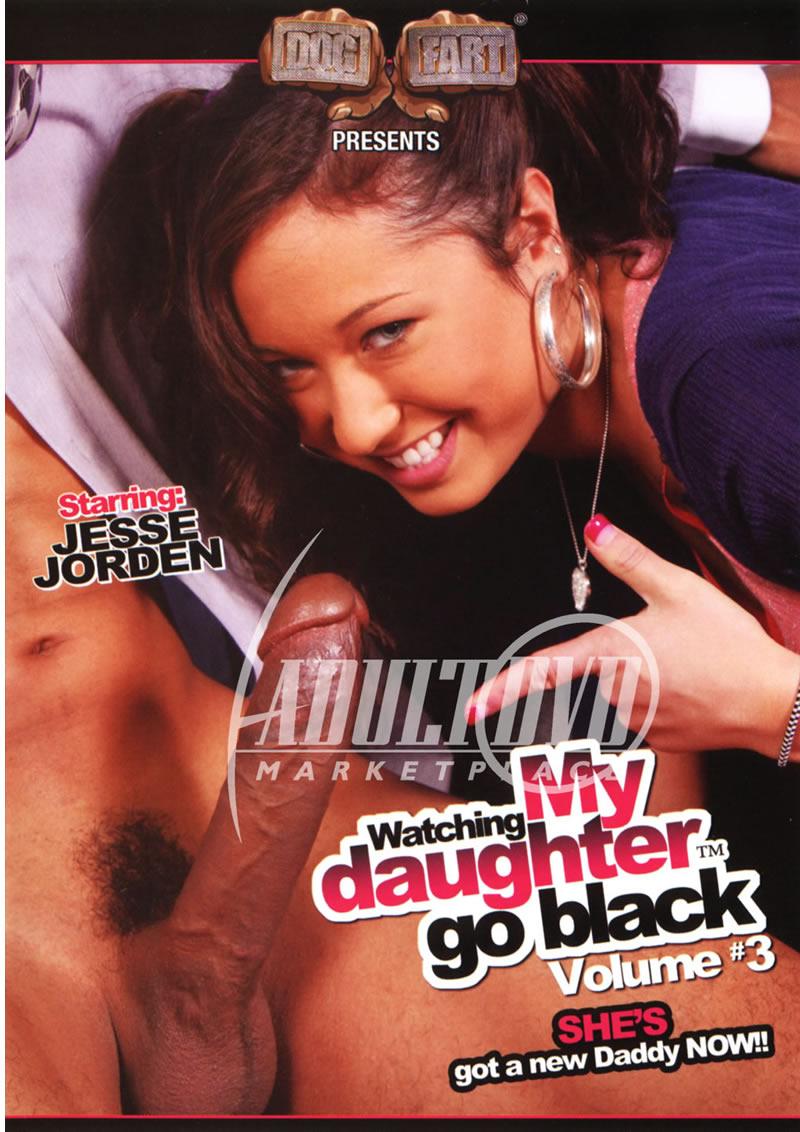 Com watching go black my daughter