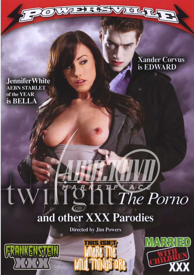 Twilight porn version hot pics
