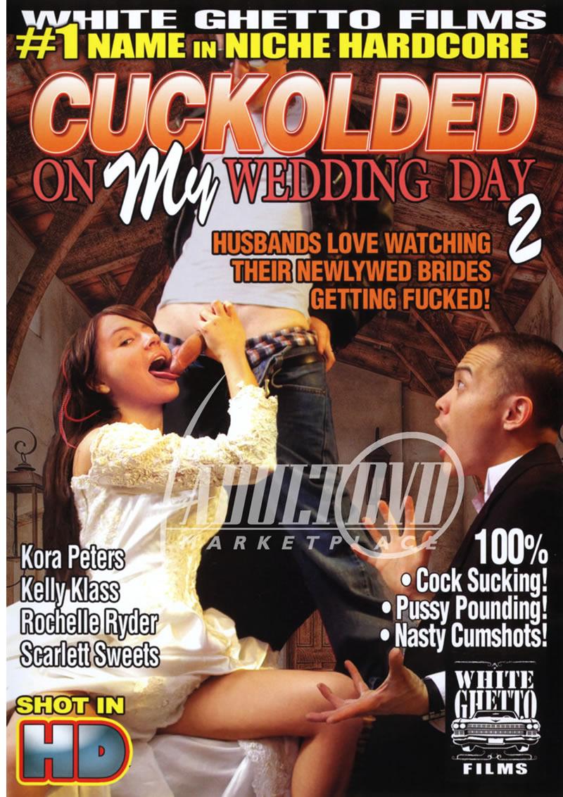 Interracial Cuckold Wedding Minimalist cuckolded on my wedding day 2 - dvd - white ghetto films