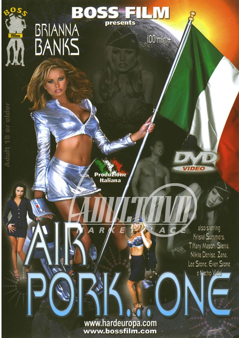 Air Porn One air pork one (disc) - dvd - boss film