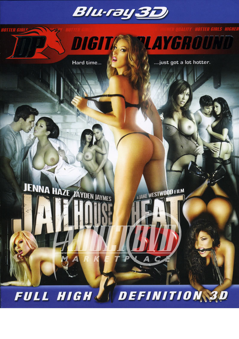 jailhouse heat in 3d (blu-ray 3d) - dvd - digital playground