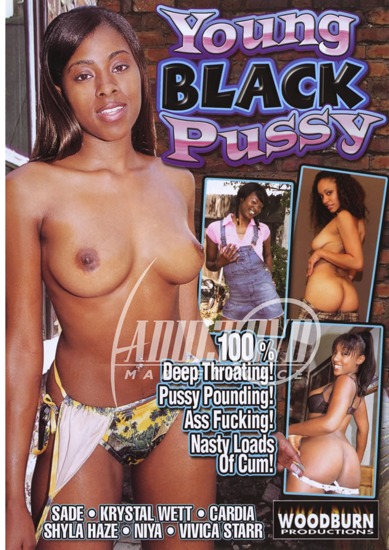 young black pussy - dvd - woodburn