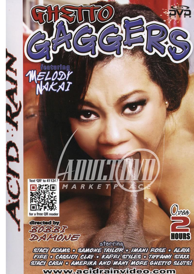gaggers ghetto porno