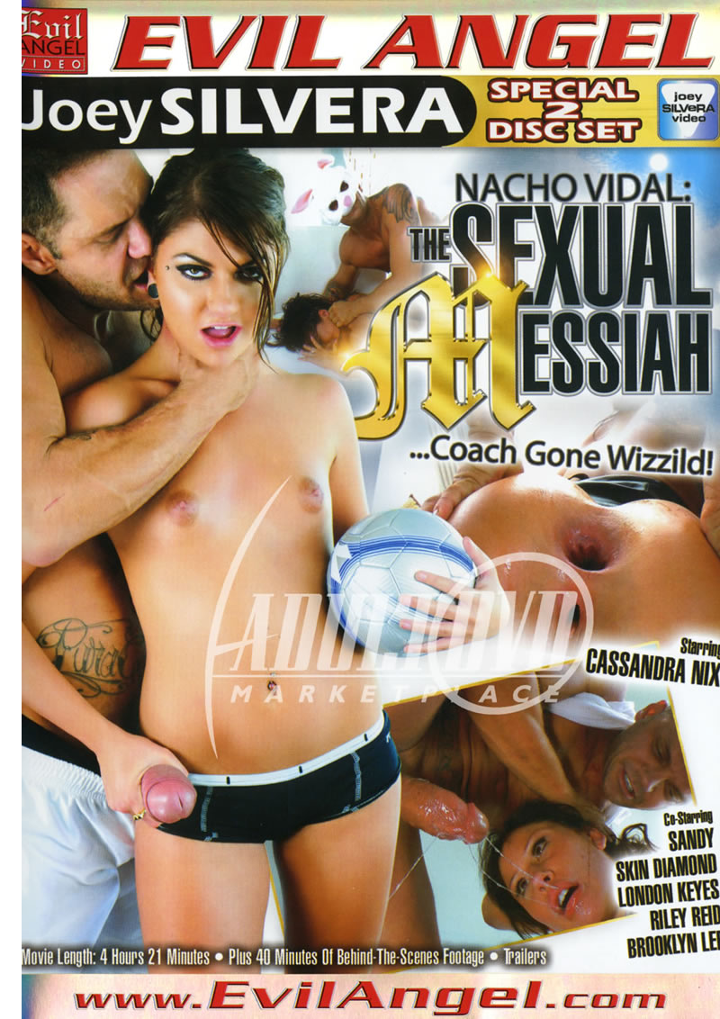 Nacho Vidal Evil Angel nacho vidal the sexual messiah