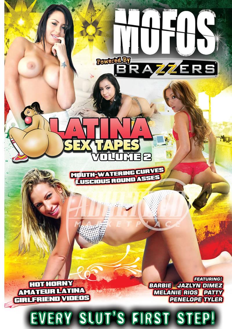 latina sex tape 2 - dvd - brazzers