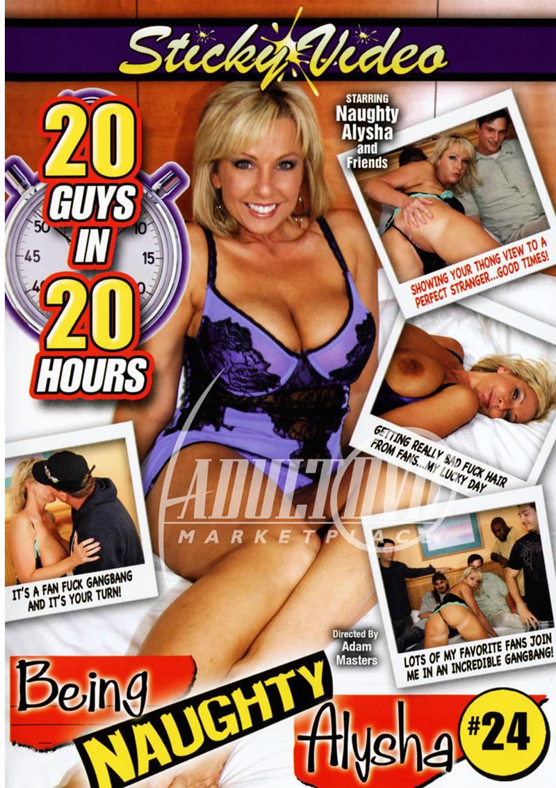 Alysha's Porn being naughty alysha 24 20 guys