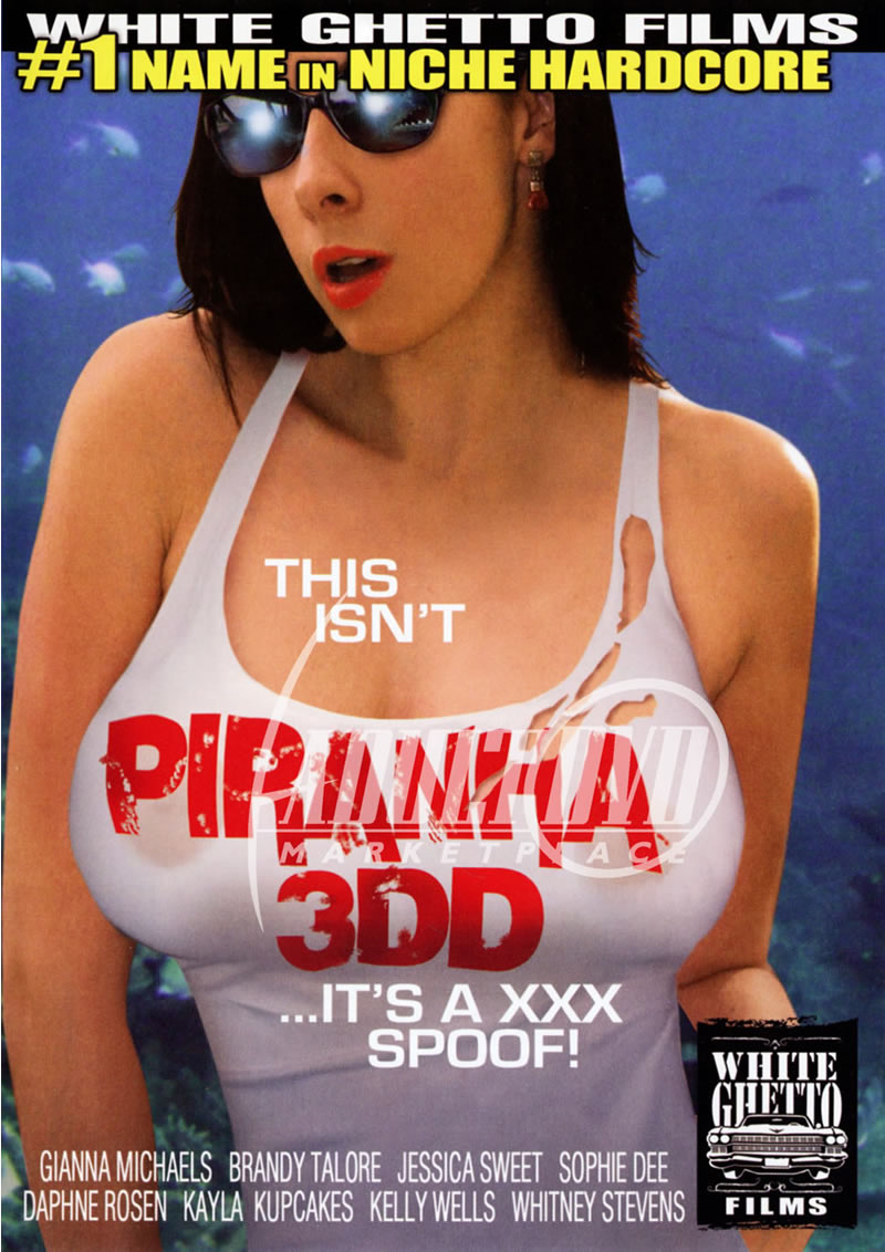This isnt piranha a spoof white ghetto films