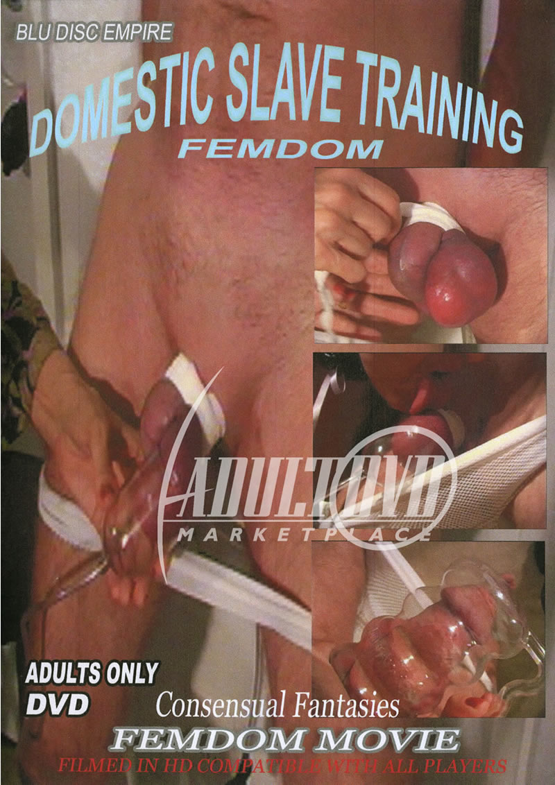 Domestic Femdom Dvds