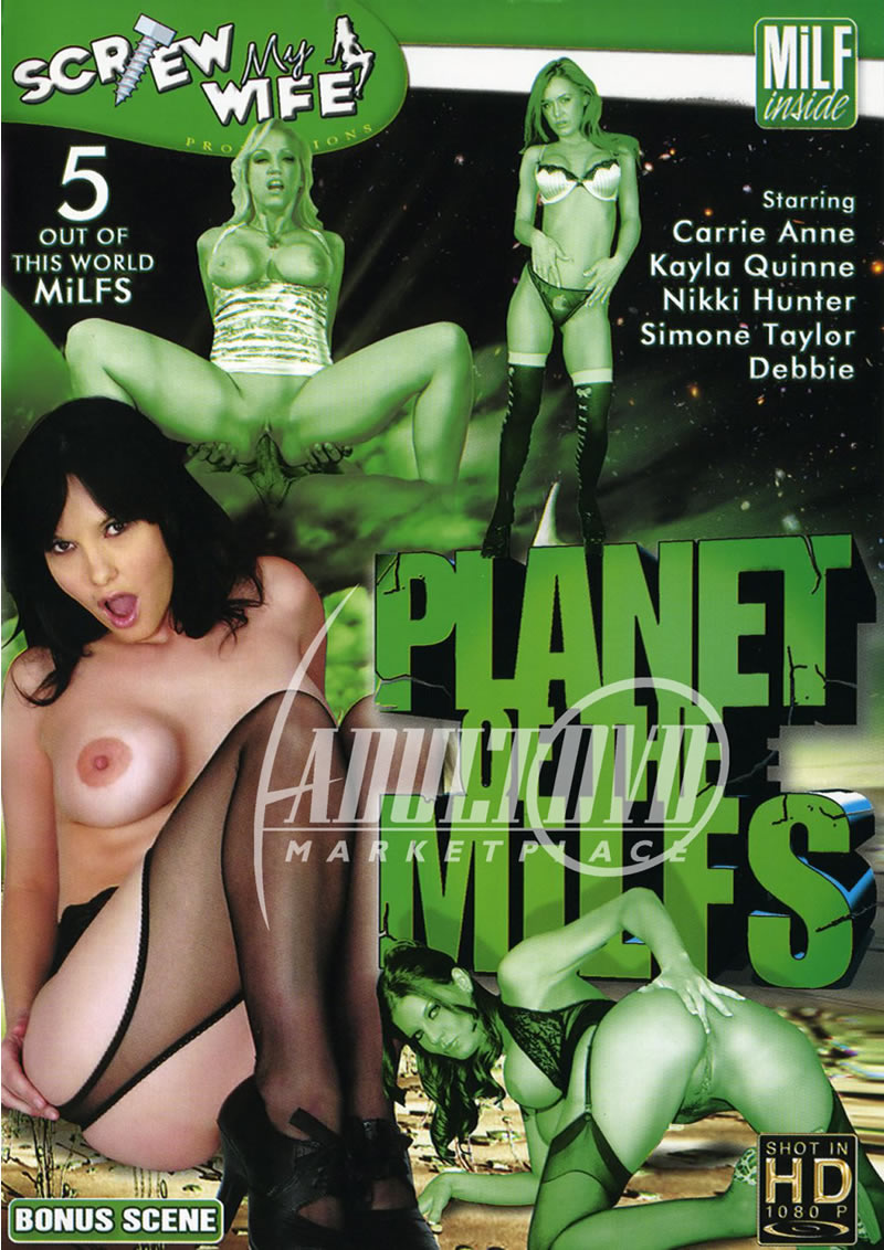 Hunter Milf Planet