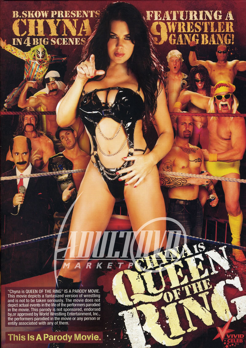 Backdoor To Chyna Pics chyna is queen of the ring