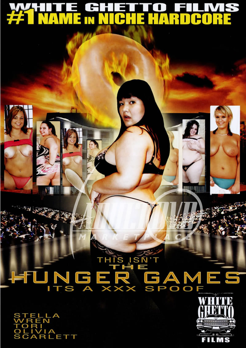 This isnt the hunger games its a spoof white ghetto films