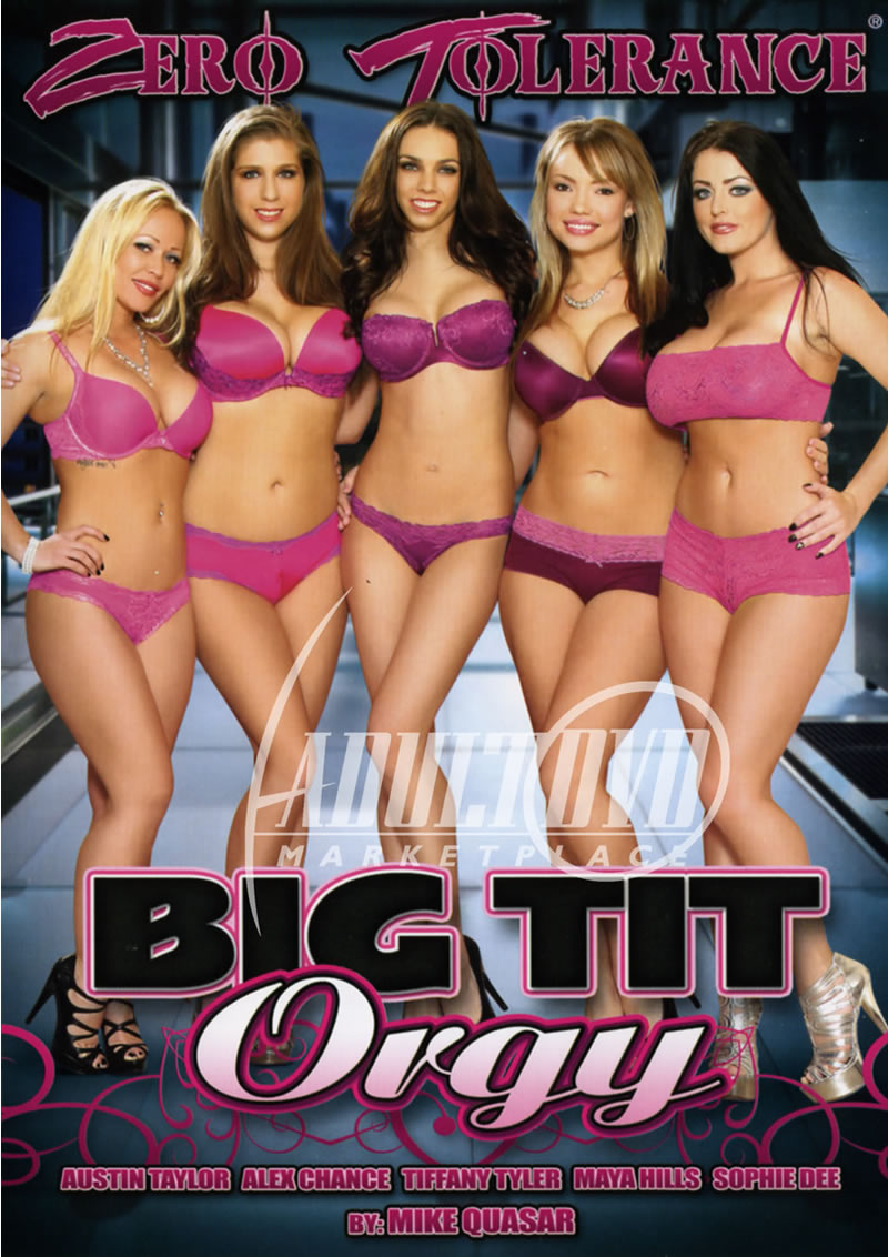 Large orgy movies