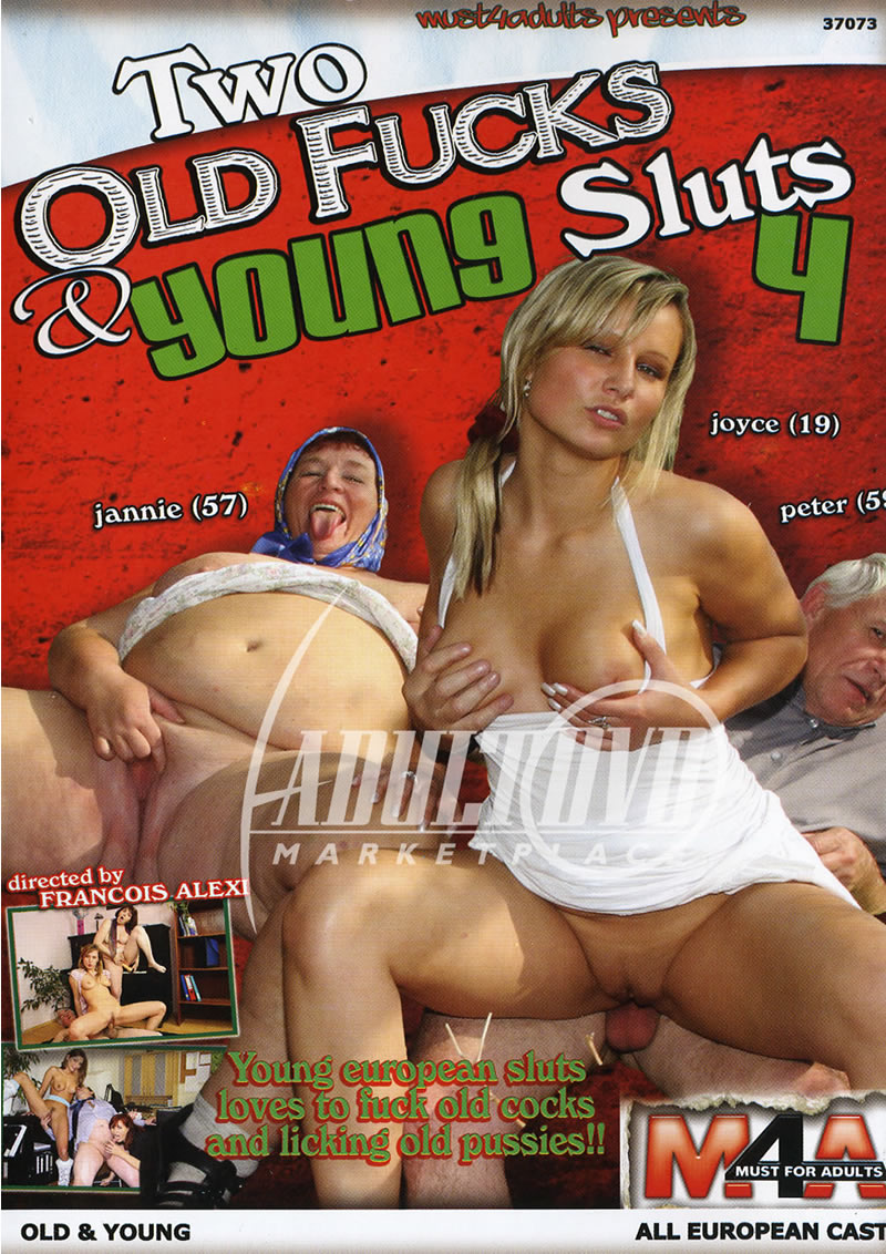 Exaggerate. Old and young sluts simply