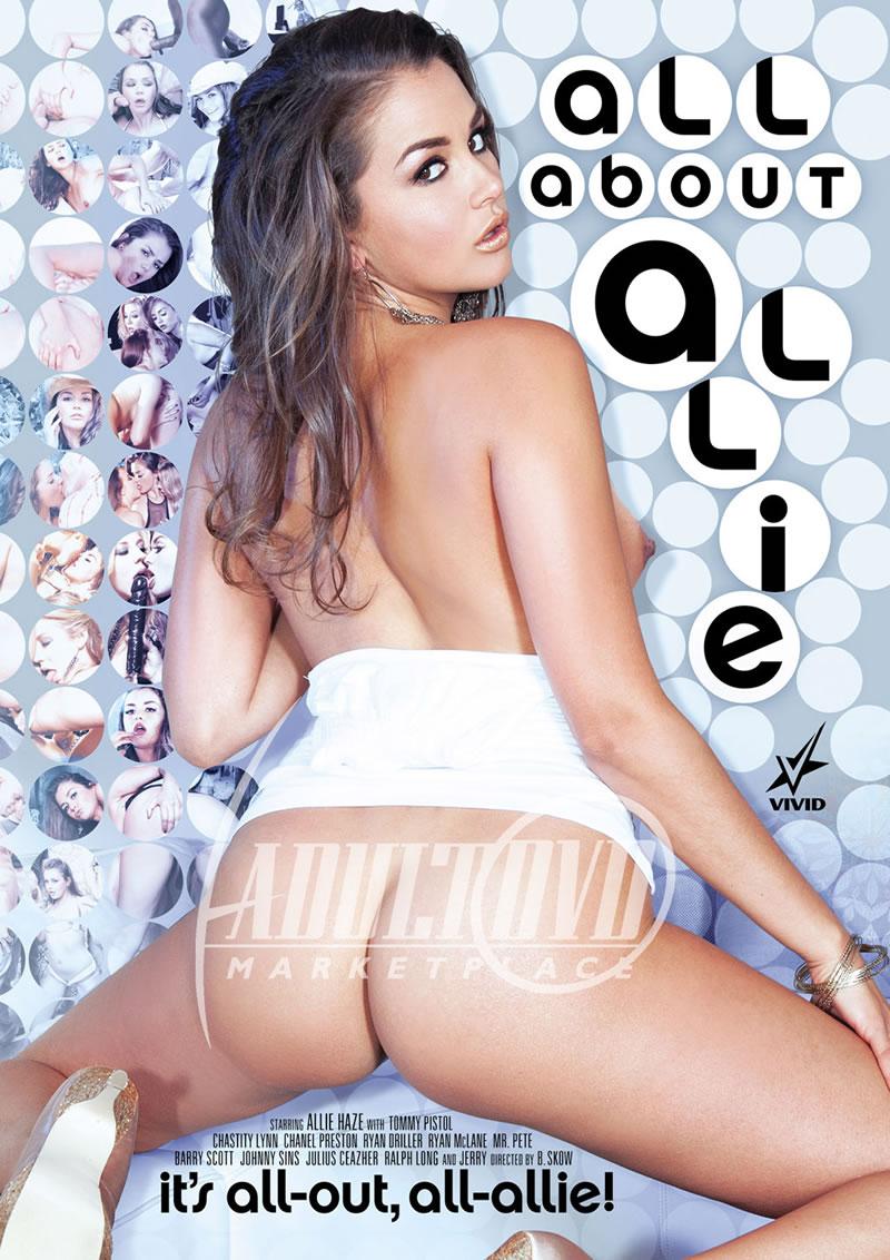 Allie Haze Xxx all about allie
