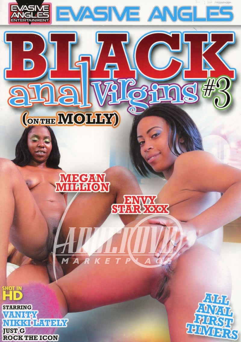 Black Anal Virgins On The Molly 3