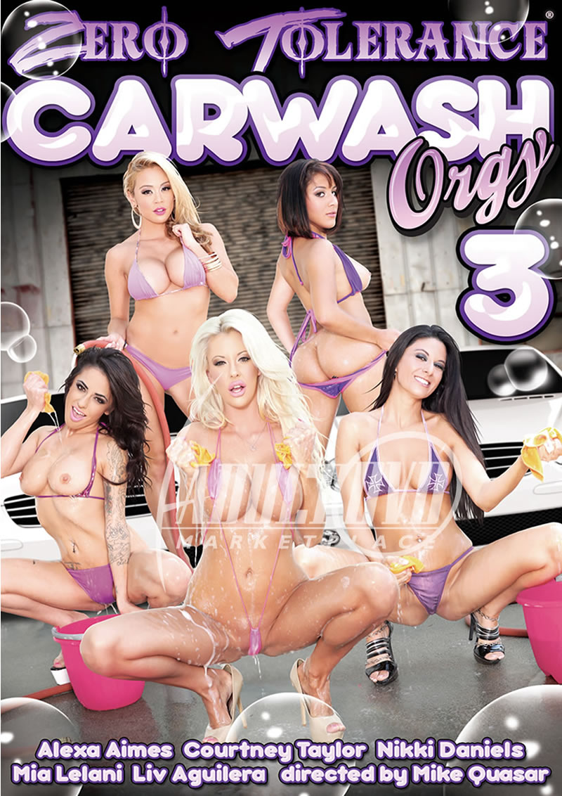 car wash orgy
