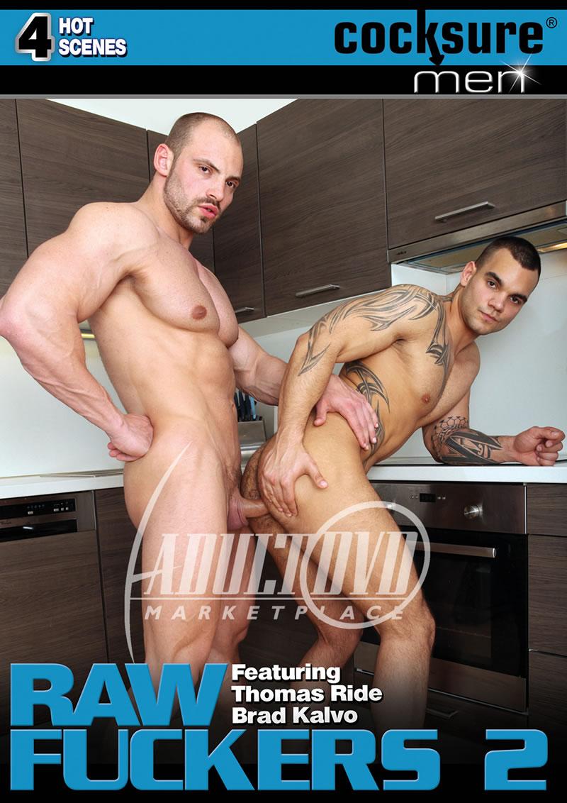 Duo serigala telanjang