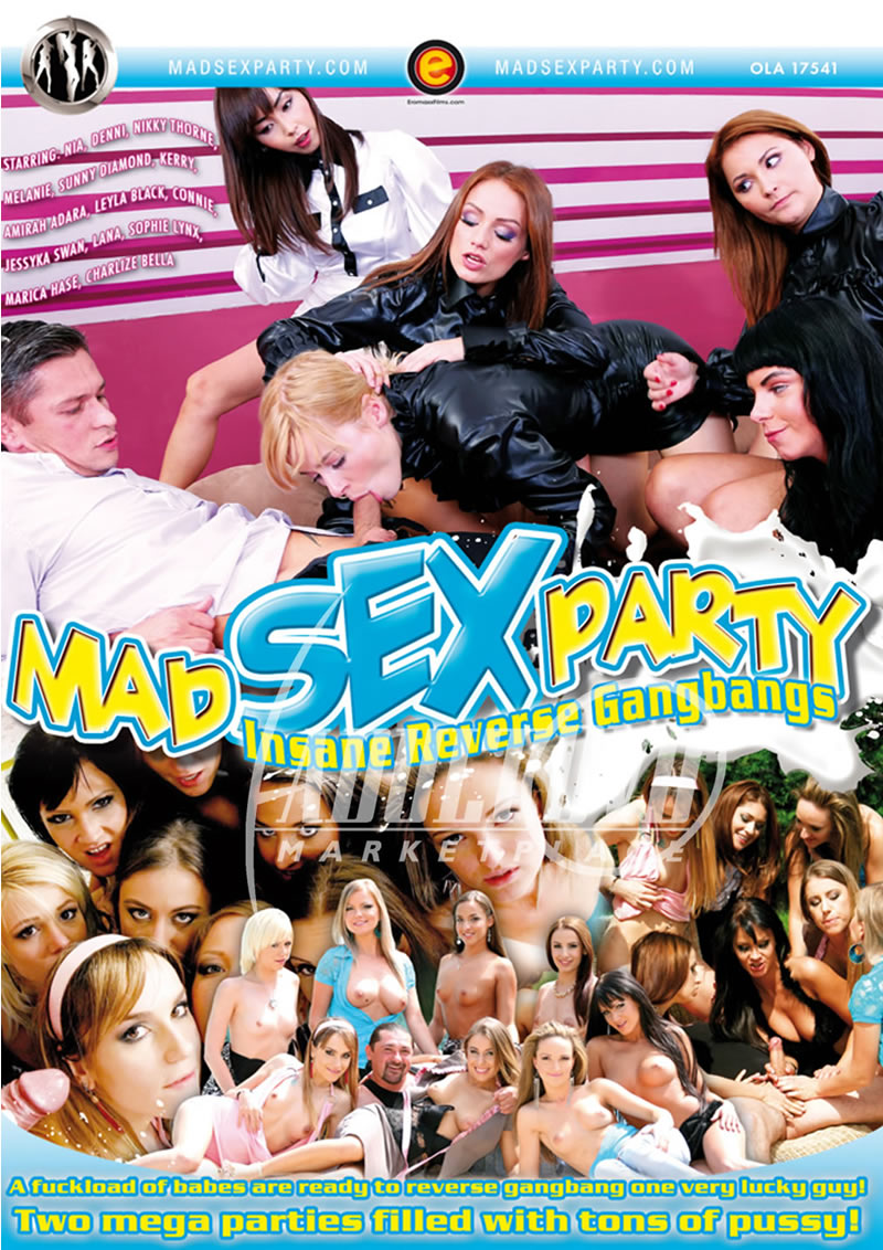 Sex party reverse gangbang reserve, neither