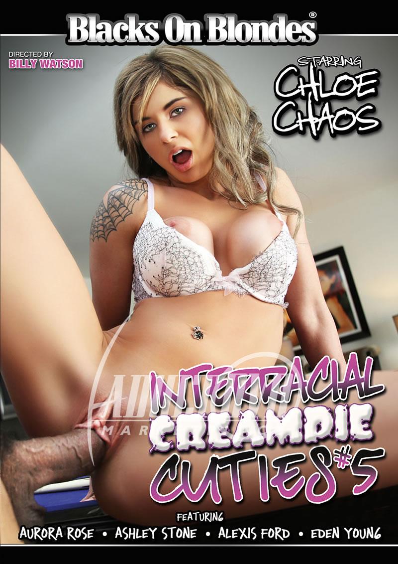 Interracial Creampie Amazing interracial creampie cuties 5 - dvd - blacks on blondes