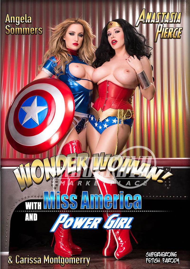 Opinion wonder woman xxx dvd cover