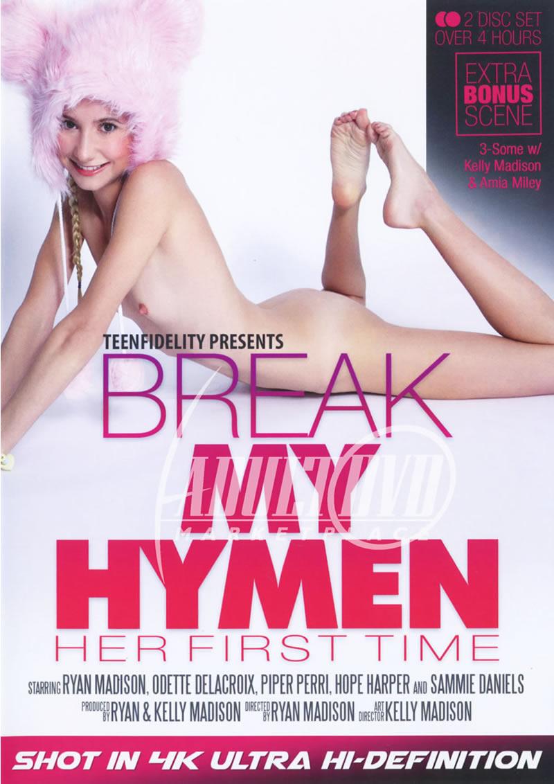 Break Her Porn - Teen Fidelity Break My Hymen 1