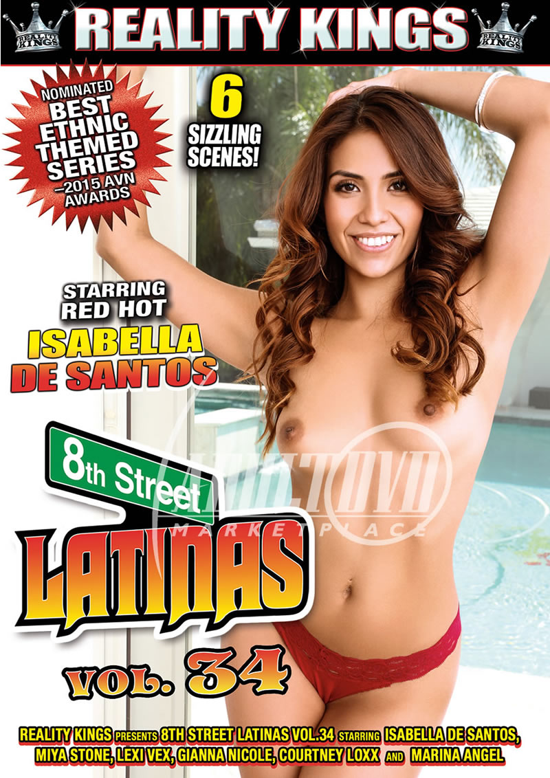 Dvd porn latina 8th street latinas