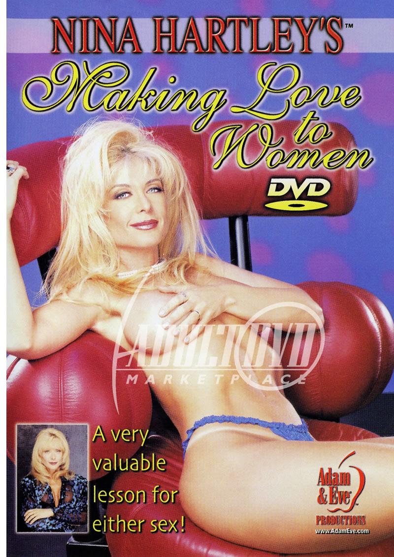 Nina Hartleys Making Love To Women Dvd Ultimate