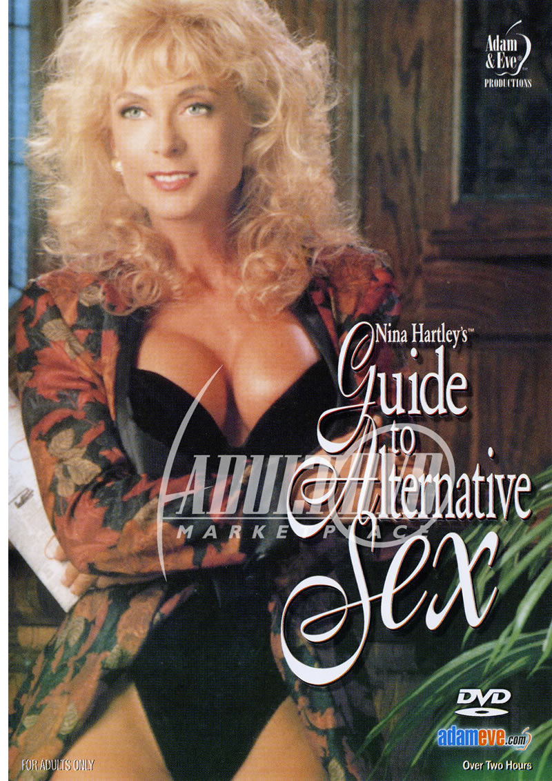 Adam And Eve Sex Pics nina hartley's guide to alternative sex