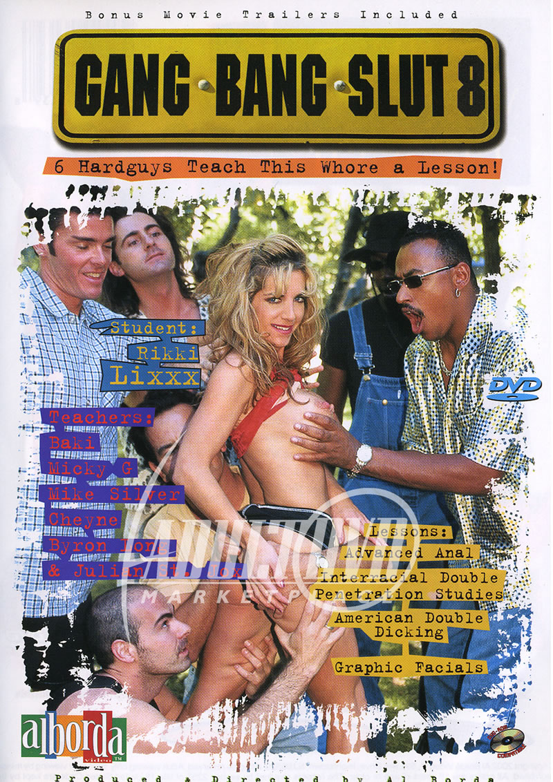 Gang bang movie sluts