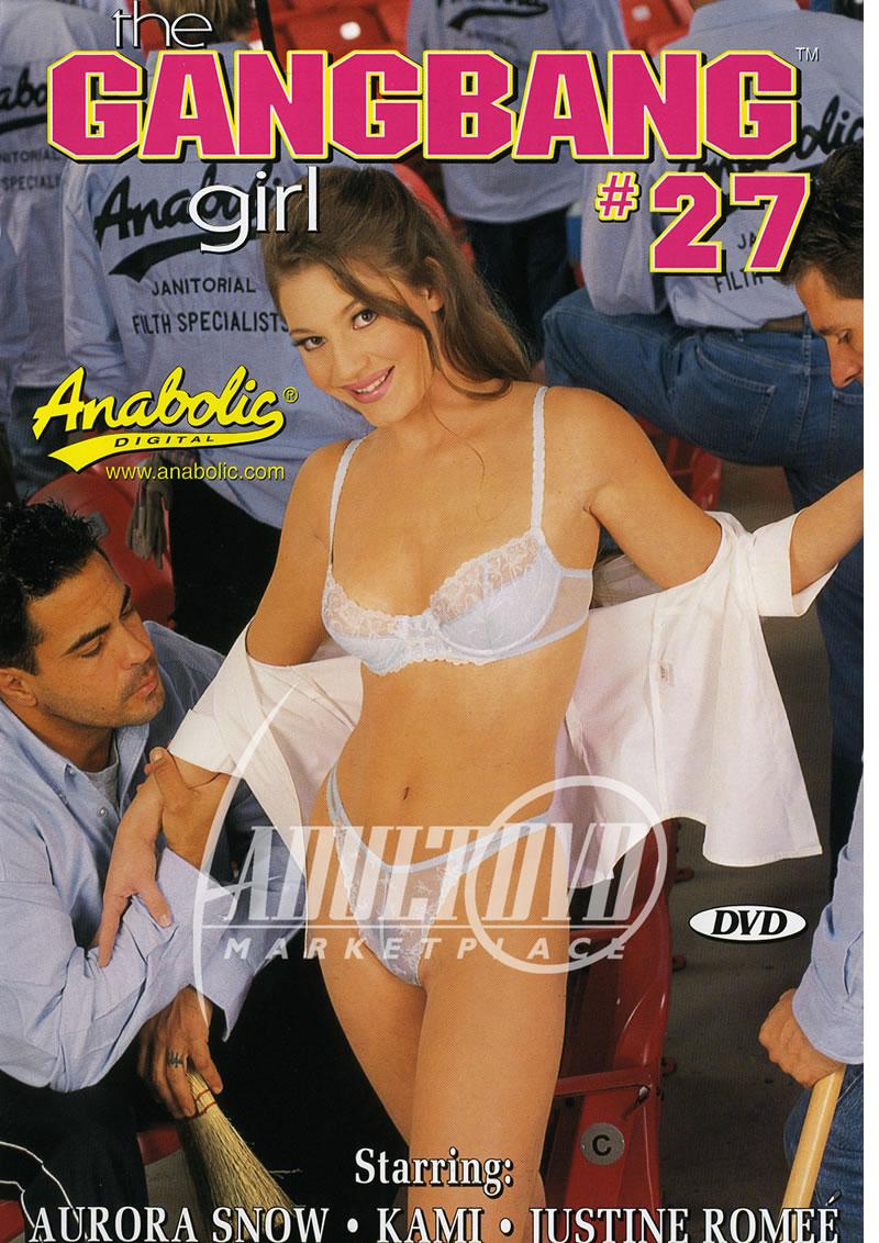 Gang bang girl 27