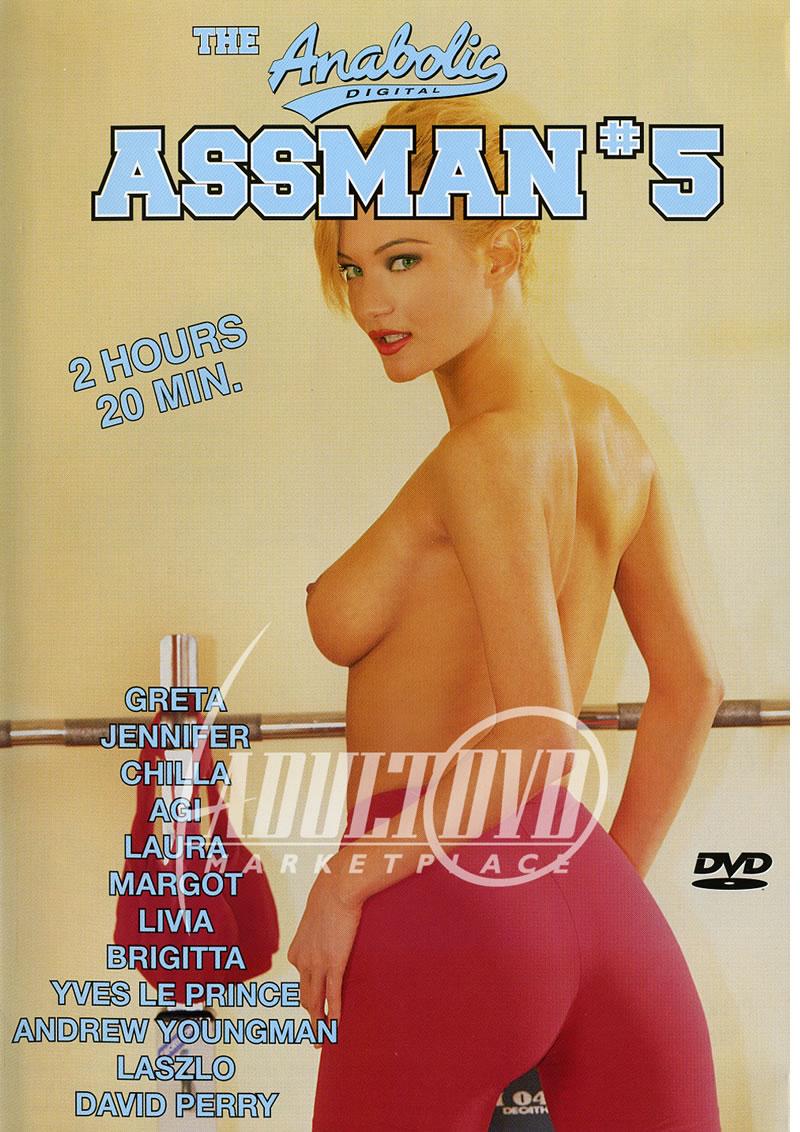 Andrew Youngman Porn Pics assman 5 - dvd - anabolic