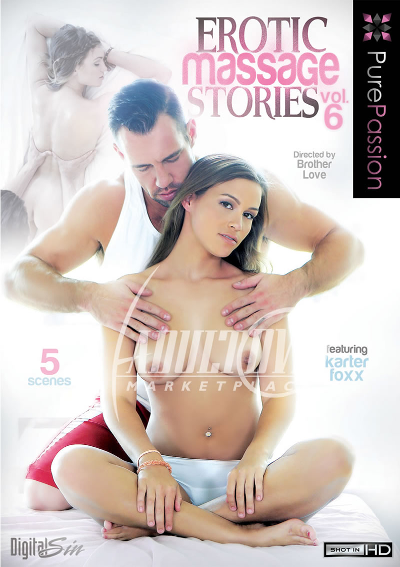 Erotic Male Massage Stories