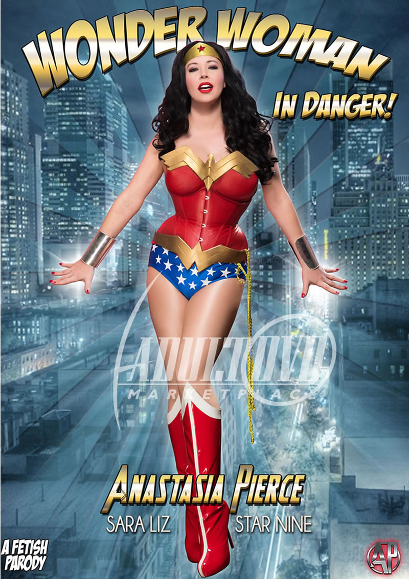 Theme, will wonder woman xxx dvd cover