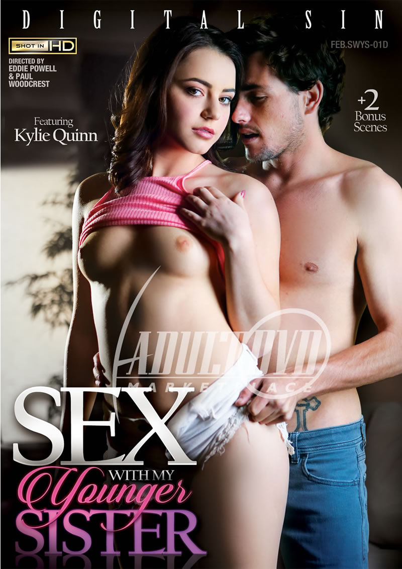 sex with my younger sister - dvd - pure passion