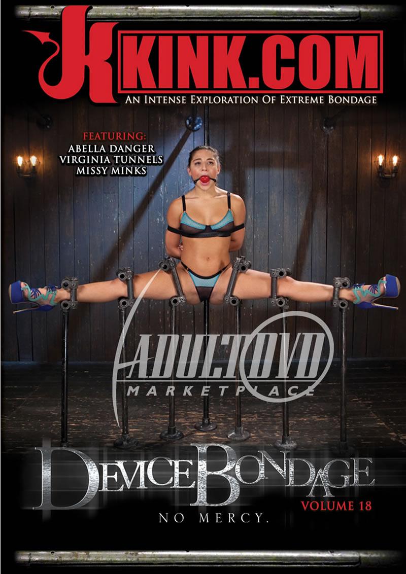 dvd Device bondage