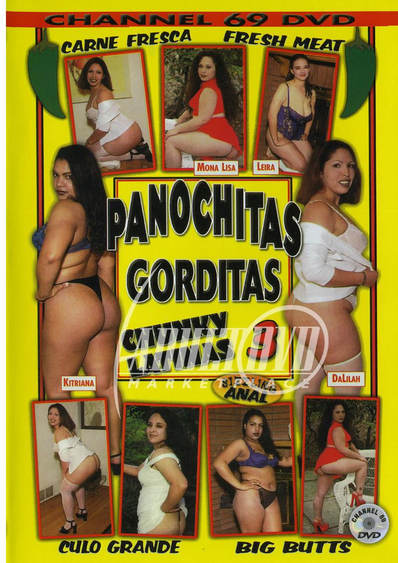 Gordita Porn with regard to panochitas gorditas: chunky latinas 3 - dvd - channel 69