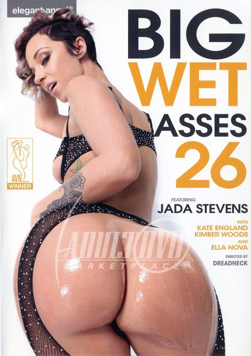 big wet asses 26 - dvd - elegant angel