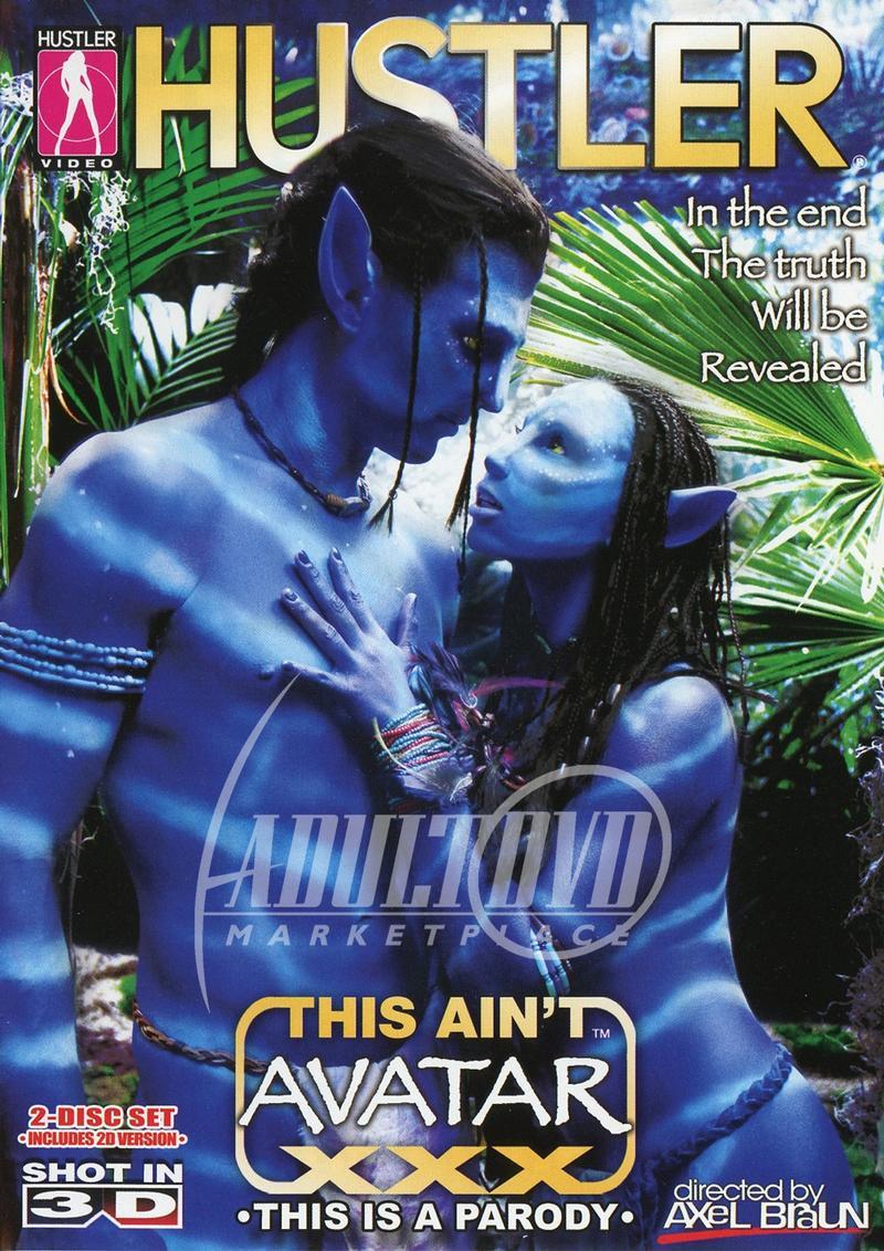Avatar Xxx this ain't avatar xxx - dvd - hustler