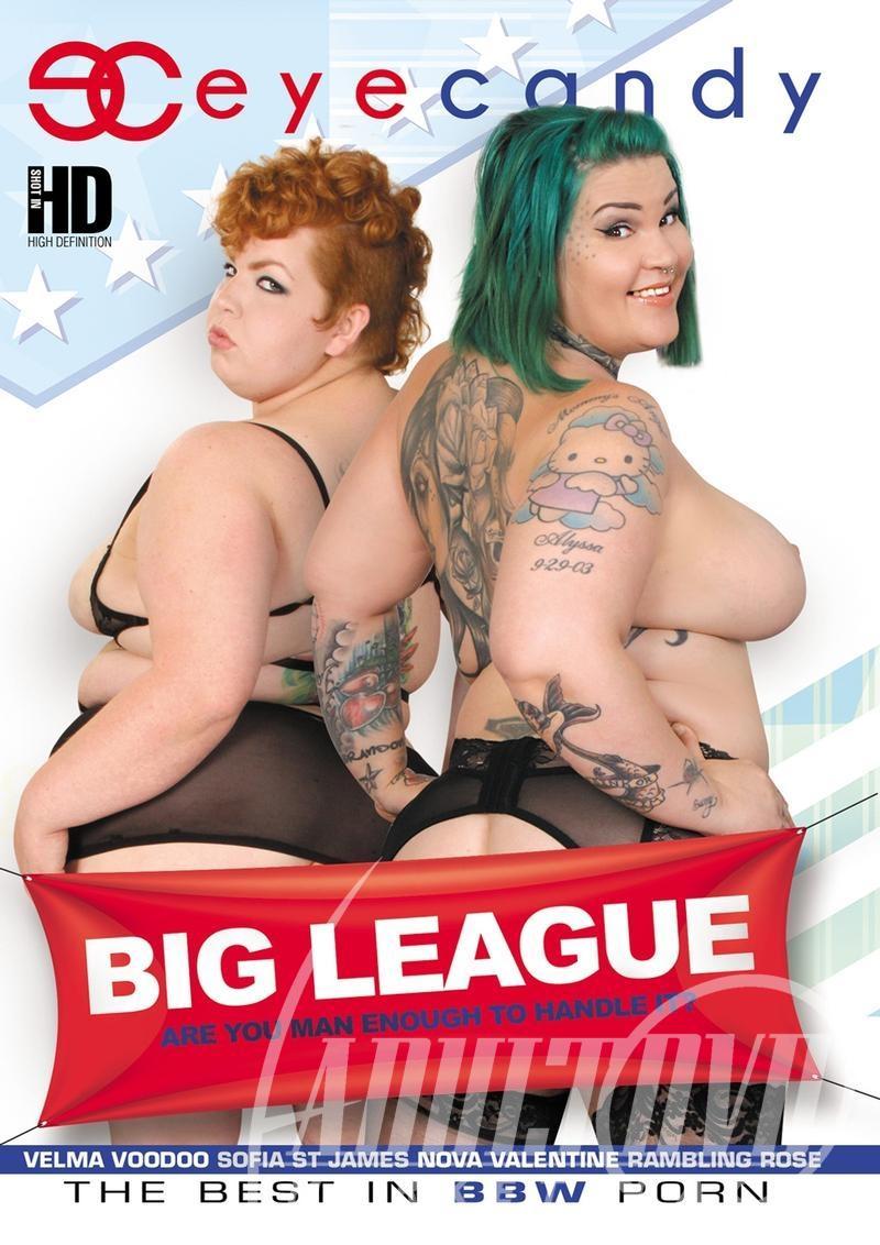 Bbw Porn Magazine big league