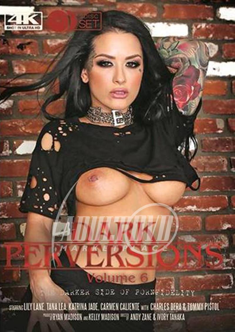 Animal Instincts Porn Dvd dark perversions 6