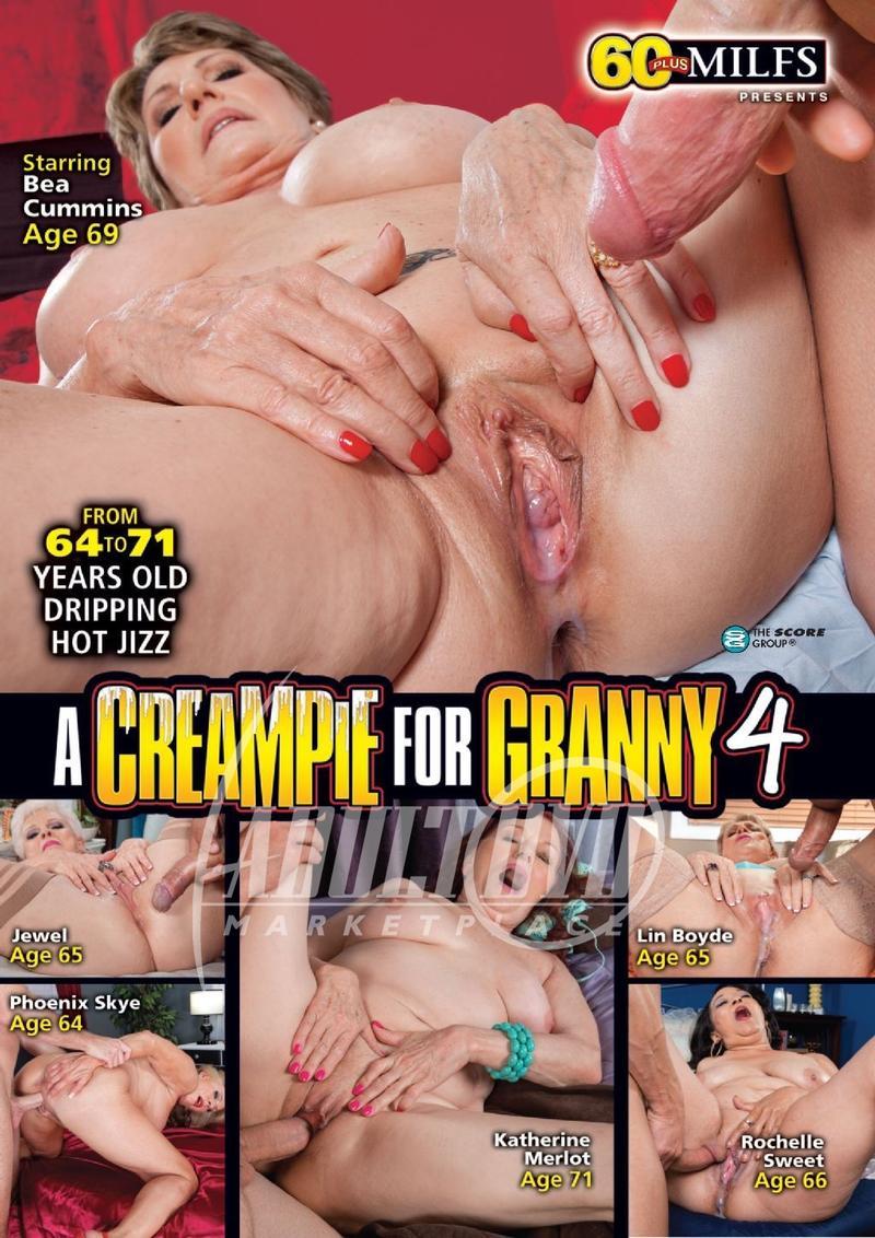Bea Cummins And Jewel Top creampie for granny 4 - dvd - score