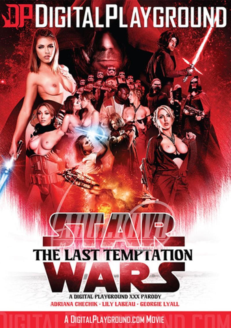 All Porn Parody Movies star wars: the last temptation parody