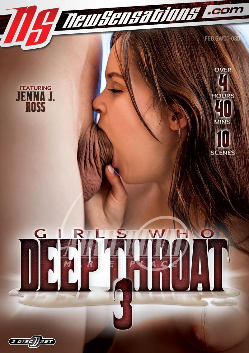 Deep throat girls dvd