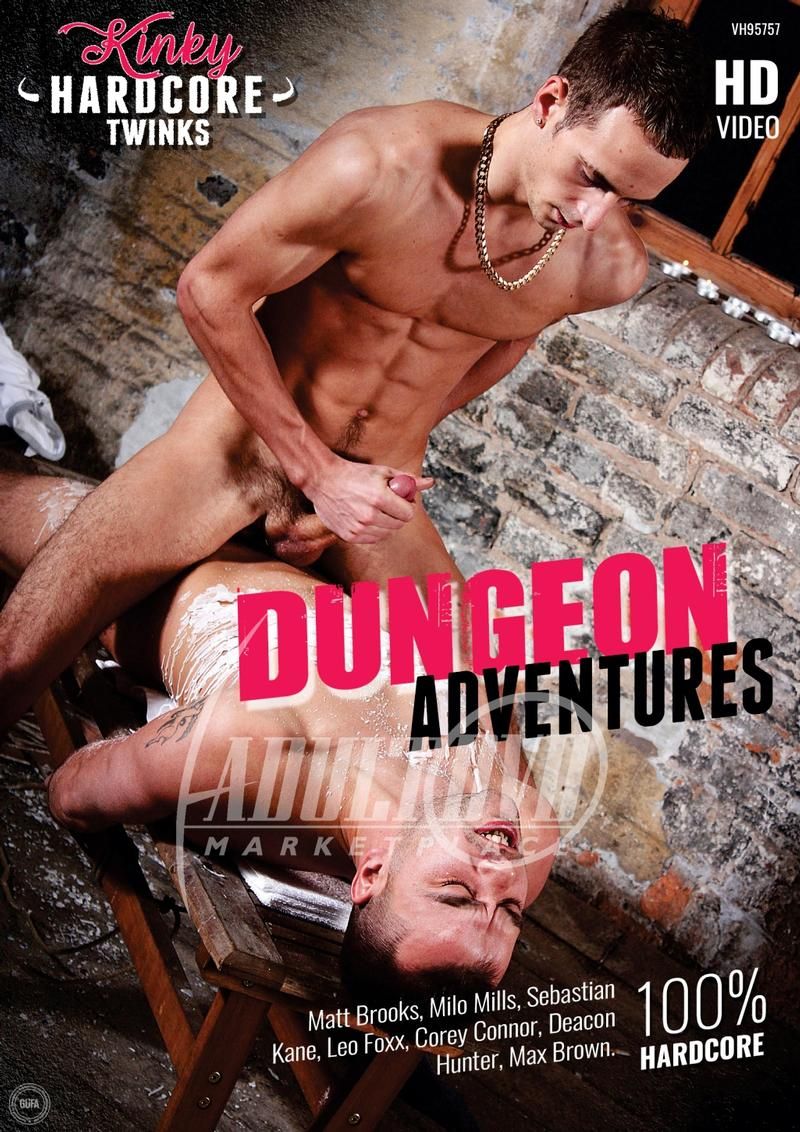 Adventorous twink getting kinky