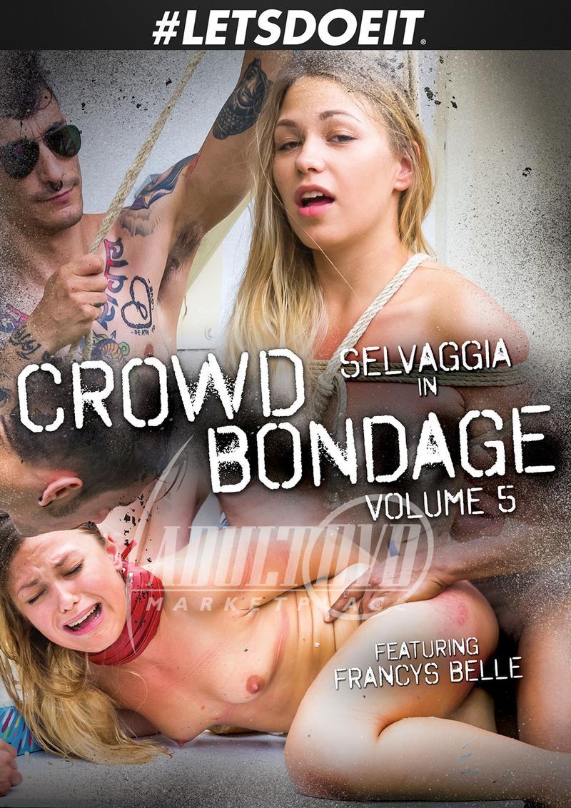 bondage porn DVD