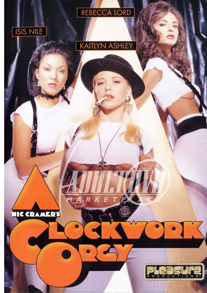 Clockwork orgy cast