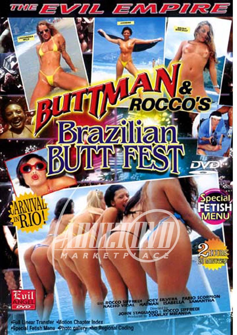 Buttman Vacation buttman & rocco's brazilian butt fest