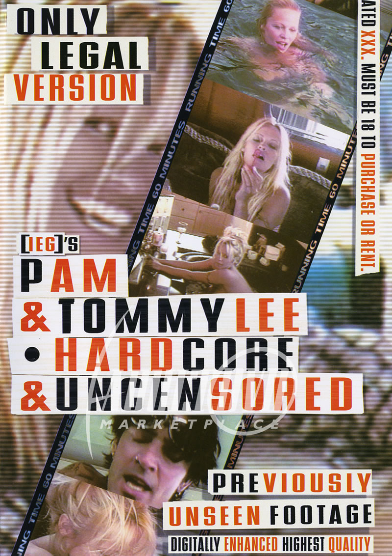 Pam Tommy Sex Tape