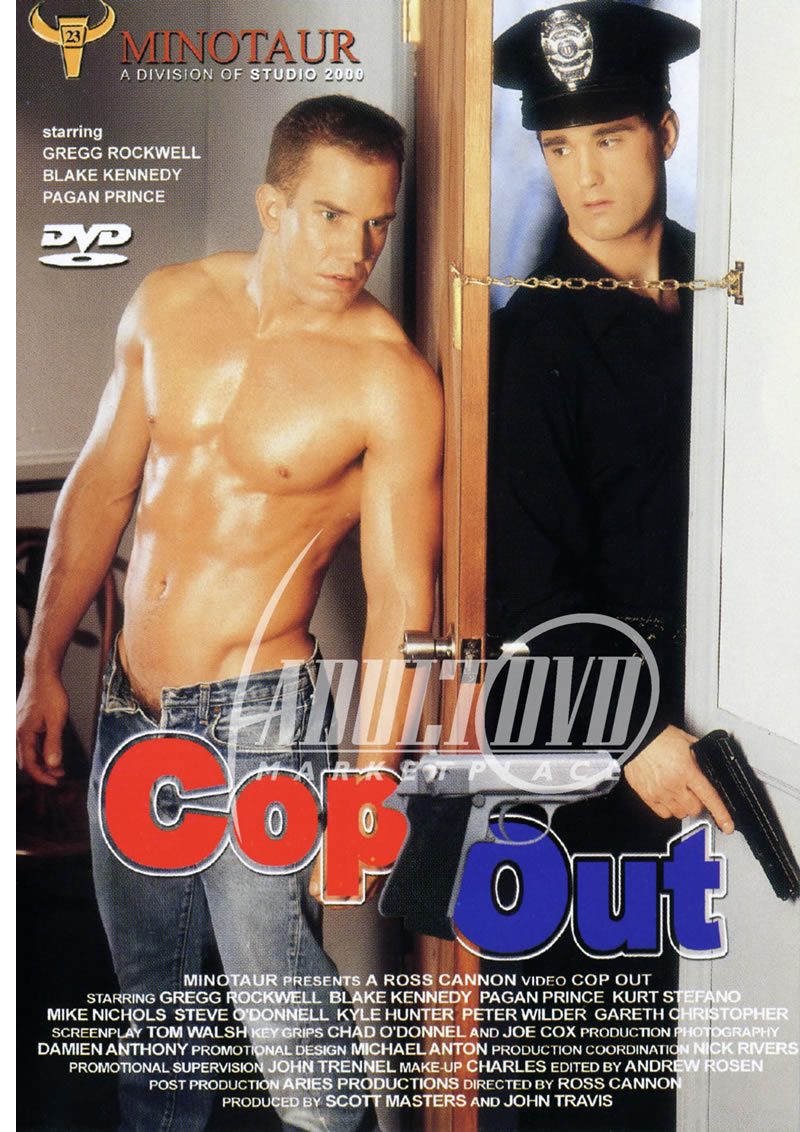 Cop Out Cover Front
